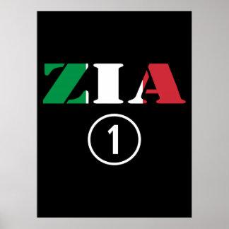 Italian Aunts : Zia Numero Uno Posters