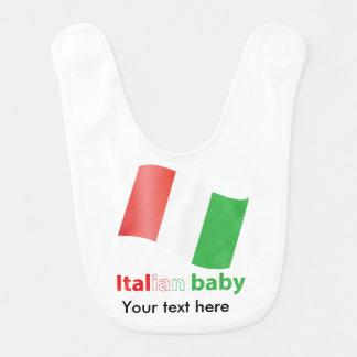Italian baby baby bibs