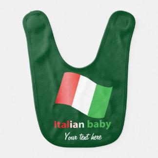 Italian baby bibs