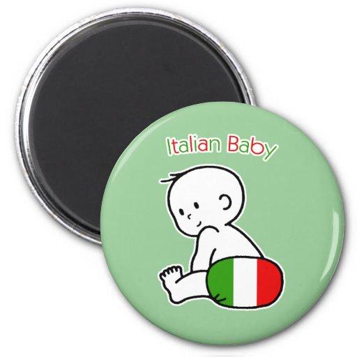 Italian Baby Magnet