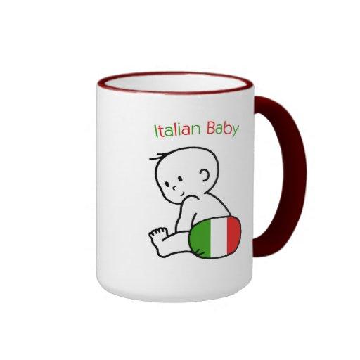 Italian Baby Coffee Mug