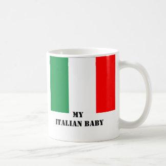 ITALIAN BABY COFFEE MUGS