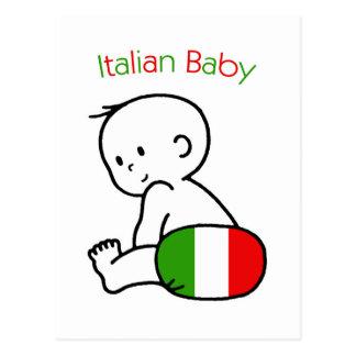 Italian Baby Postcards