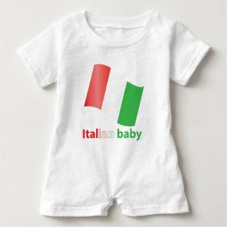 Italian baby shirt