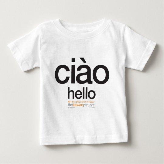 Italian | baby T-Shirt