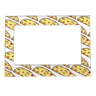 Italian Biscotti Christmas Holiday Xmas Foodie Magnetic Picture Frame
