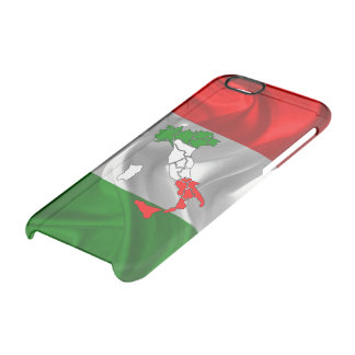 Italian boot clear iPhone 6/6S case