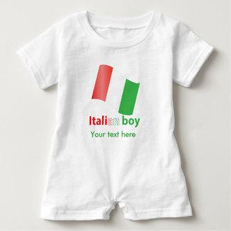 Italian Boy Baby Bodysuit