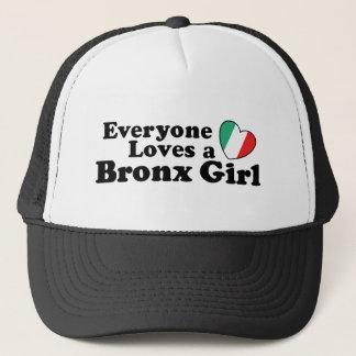Italian Bronx Girl Trucker Hat