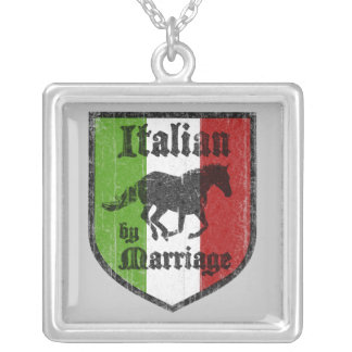 Italian by Marriage Necklace