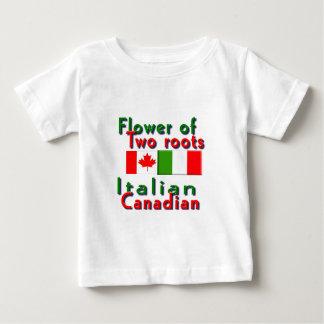Italian-Canadian Baby T-Shirt