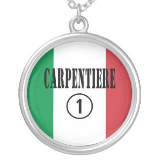 Italian Carpenters : Carpentiere Numero Uno Necklace