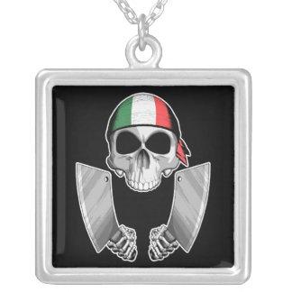 Italian Chef 2 Custom Jewelry