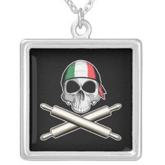 Italian Chef 3 Custom Necklace