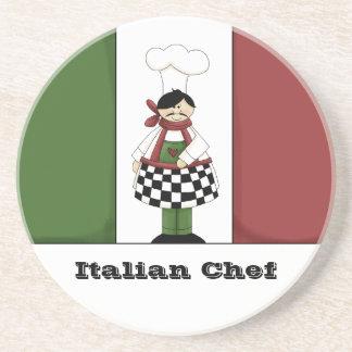 Italian Chef #8 Coaster