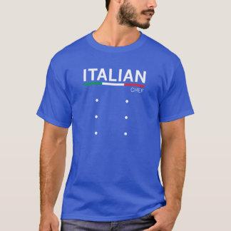 Italian chef T-Shirt