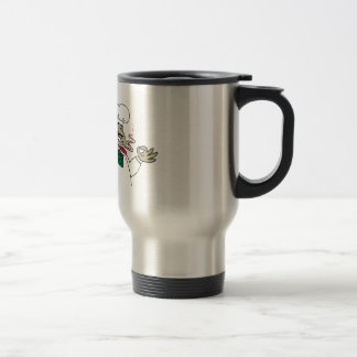 Italian Chef Travel Mug