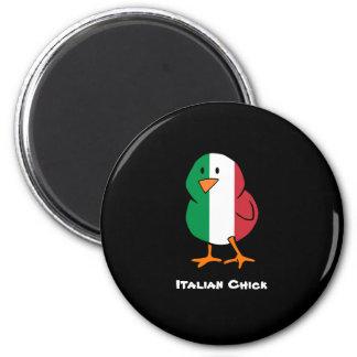 Italian Chick Magnet