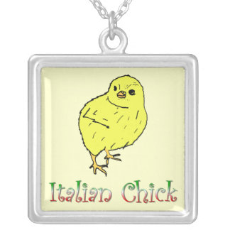 Italian Chick Necklace