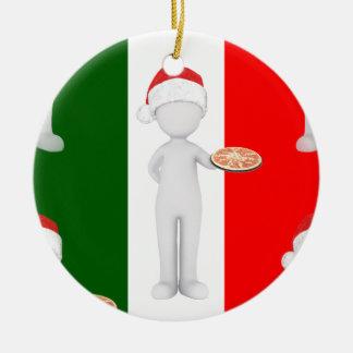 italian christmas christmas ornament