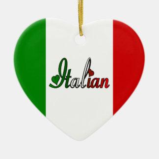 Italian Christmas Ornament