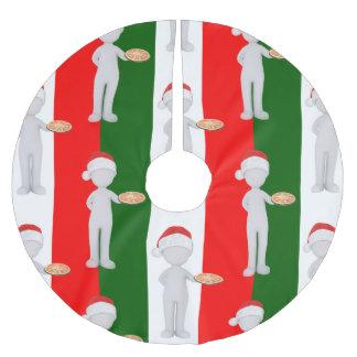 italian christmas xmas tree skirt