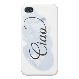 Italian - Ciao iPhone 4 Covers