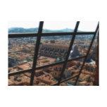 Italian city canvas prints