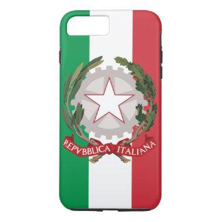 Italian Coat of Arms Flag iPhone 7 Plus Case