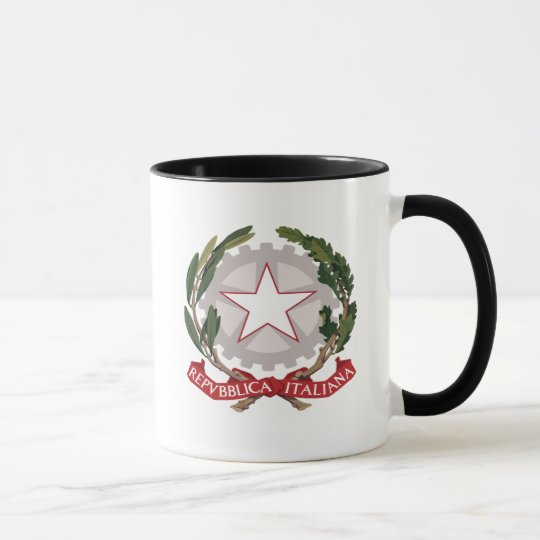 Italian Coat of Arms mug