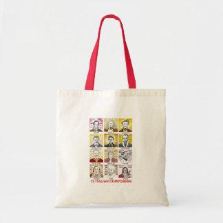 Italian composers bag