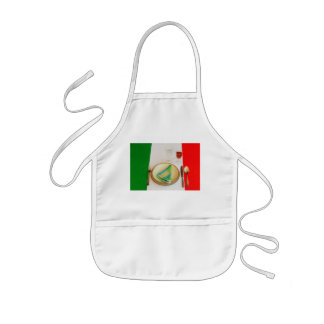 ITALIAN COOKING APROM FOR MEN AND WOMEN