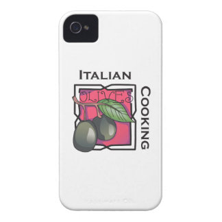 Italian Cooking iPhone 4 Cases
