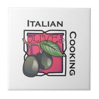 Italian Cooking Tile