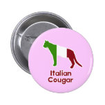 Italian Cougar Buttons