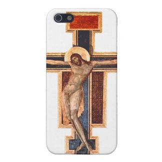 Italian Crucifix iPhone 5 Case