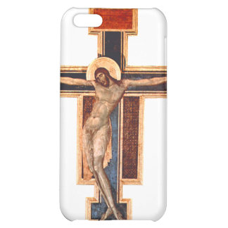 Italian Crucifix iPhone 5C Cover