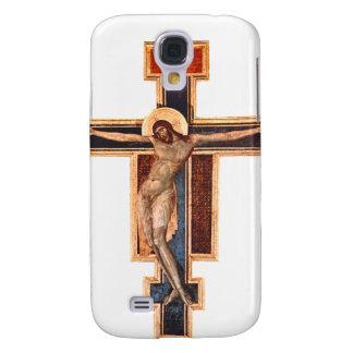Italian Crucifix Samsung Galaxy S4 Covers