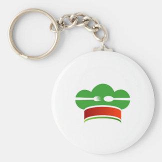 Italian cuisine key ring