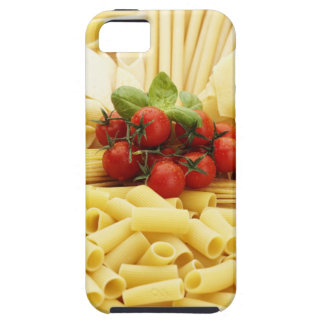 Italian cuisine. Pasta and tomatoes. Case For The iPhone 5