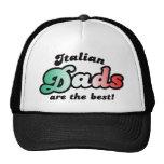 Italian Dad Hats