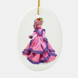Italian Doll Christmas Ornament