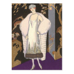 Italian Dress and Coat George Barbier