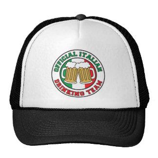 Italian Drinking Team Cap