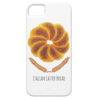 Italian Easter Bread iPhone 5 Cover