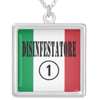 Italian Exterminators : Disinfestatore Numero Uno Pendant
