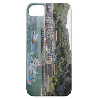 Italian Fishing Port iPhone 5 Cases