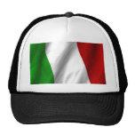 Italian Flag Hats
