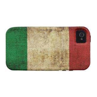 Italian Flag iPhone 4 Case
