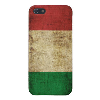 Italian Flag iPhone 5/5S Cases
